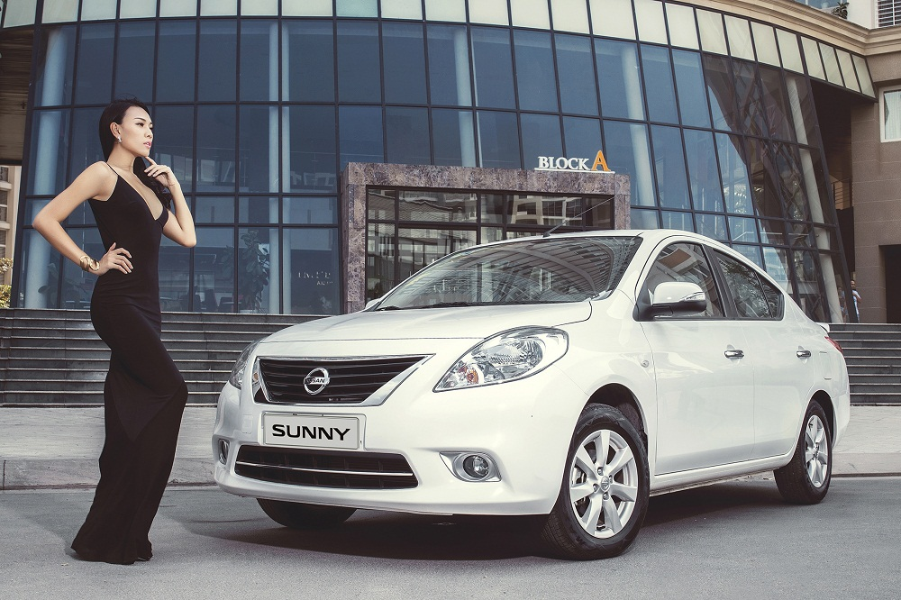 Nissan Việt Nam ưu đãi đặc biệt trong tháng 8/2015