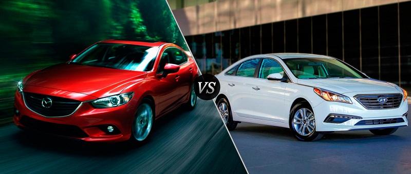 Hyundai Sonata và Mazda6: Kẻ tám lạng - người nửa cân