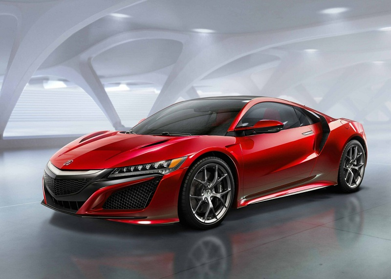 Acura trì hoãn đưa NSX vào sản xuất cho đến năm 2016