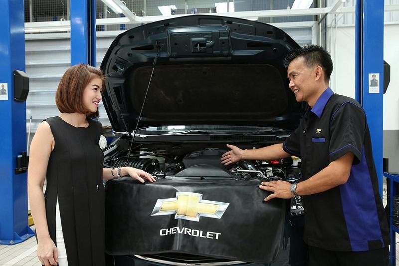 Chevrolet giới thiệu chương trình Chăm Sóc Trọn Vẹn tại Việt Nam