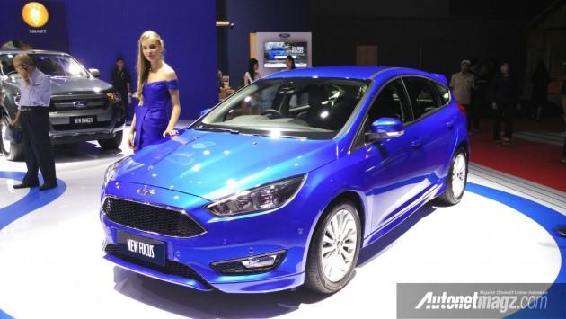 """Ford Focus mới: động cơ nhỏ công suất """"khủng"""""""
