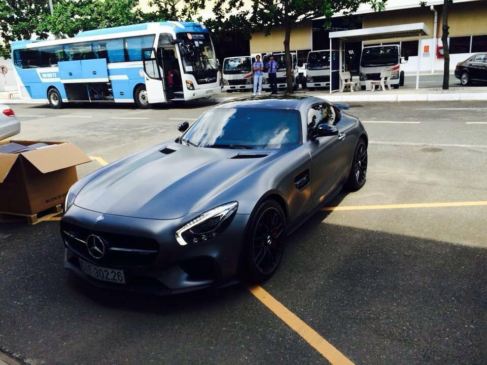 "Hàng ""hot"" Mercedes-AMG GT S Edition1 ra biển"