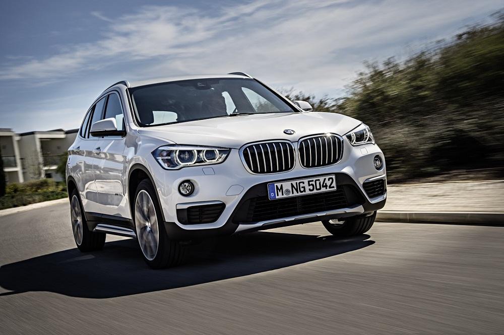 BMW công bố giá bán X1 2016