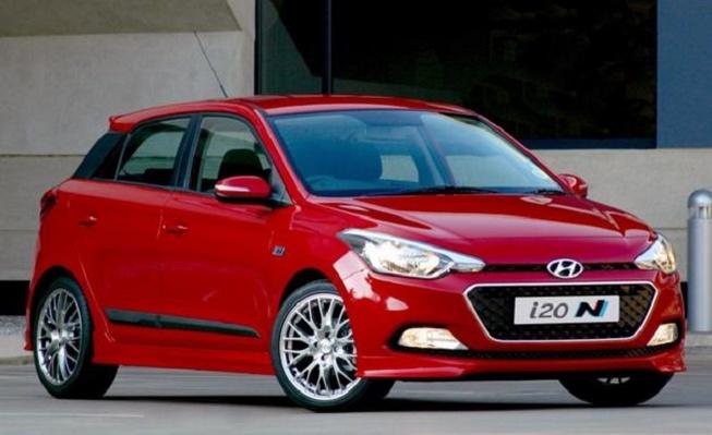 Hyundai ra mắt i20 N ở Nam Phi