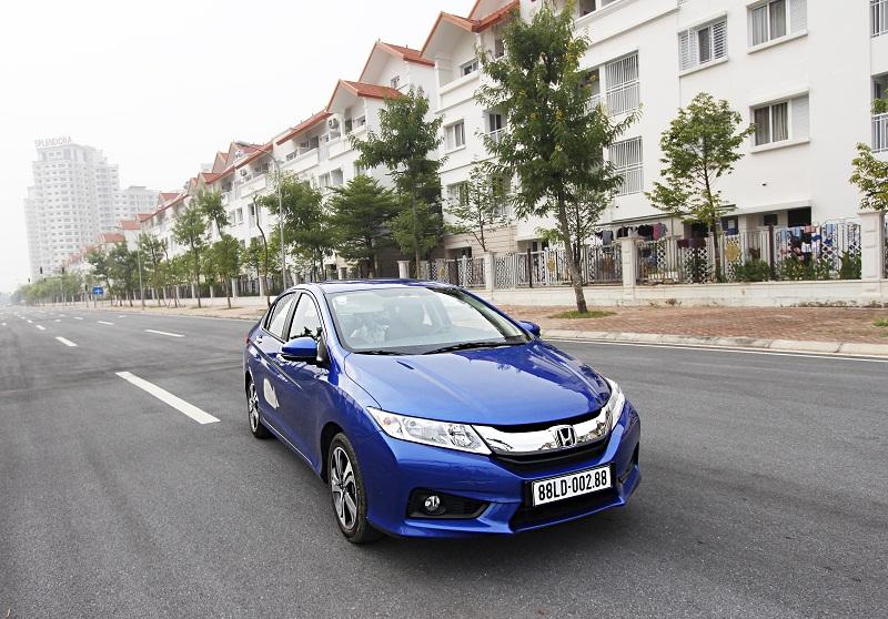 ASEAN-NCAP: Ô tô Honda an toàn vượt trội