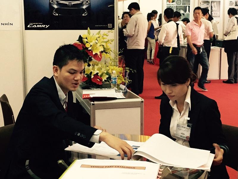 Muốn tăng nội địa hóa Toyota Việt Nam mở rộng tìm kiếm nhà cung cấp