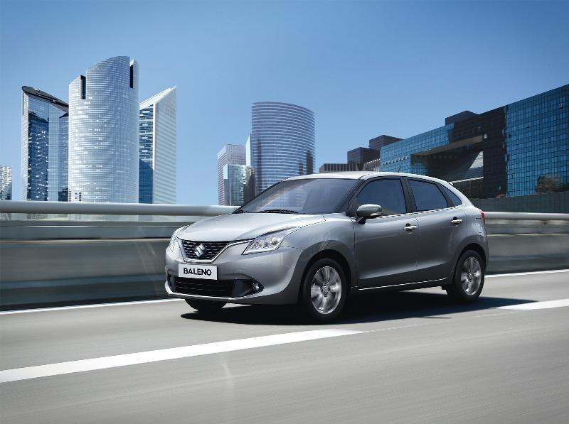 Suzuki ra mắt mẫu xe cỡ nhỏ tiết kiệm nhiên liệu