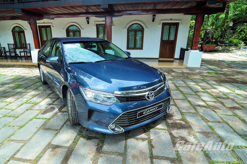 Toyota Việt Nam tăng trưởng 8% trong tháng Ngâu