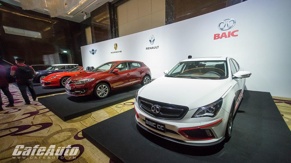 9 thương hiệu xe nhập khẩu sắp quy tụ tại Triển lãm Ô tô Quốc tế Việt Nam 2015