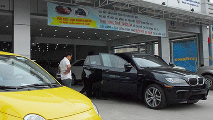 Xa dần giấc mơ mua ô tô giá rẻ