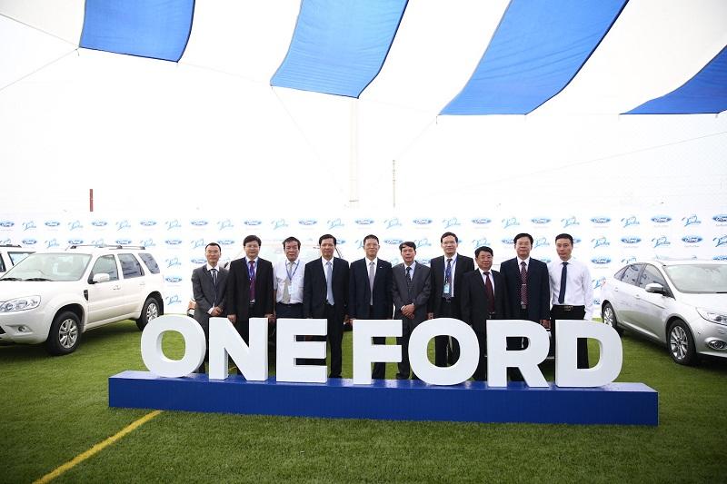 Ford Việt Nam và chặng đường 20 năm thành lập