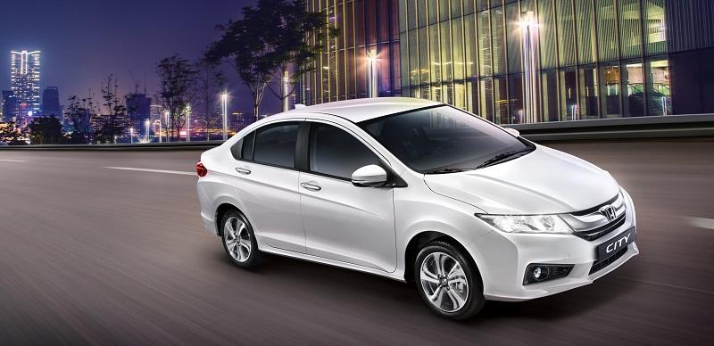 Honda Việt Nam ra mắt City 2016, giá từ 552 triệu đồng