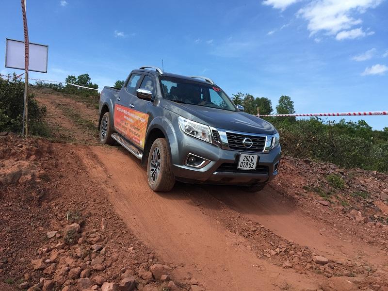Thấy gì qua chương trình off-road của Nissan tại Nghệ An?