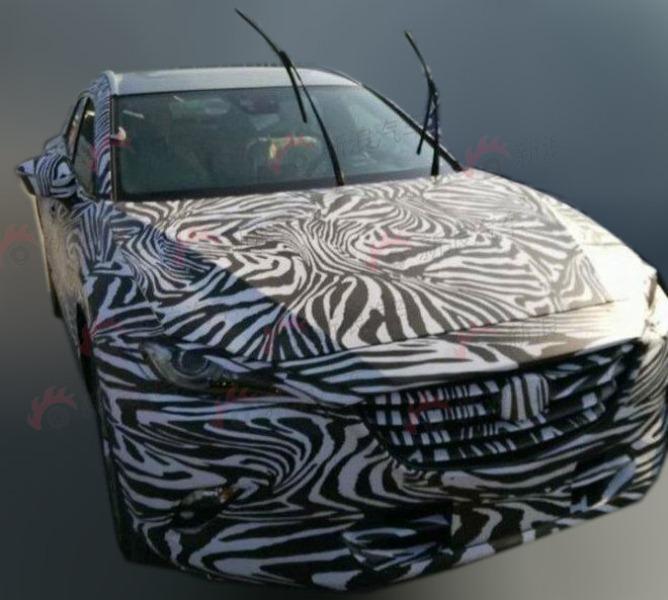 Lộ diện mẫu SUV hoàn toàn mới của Mazda