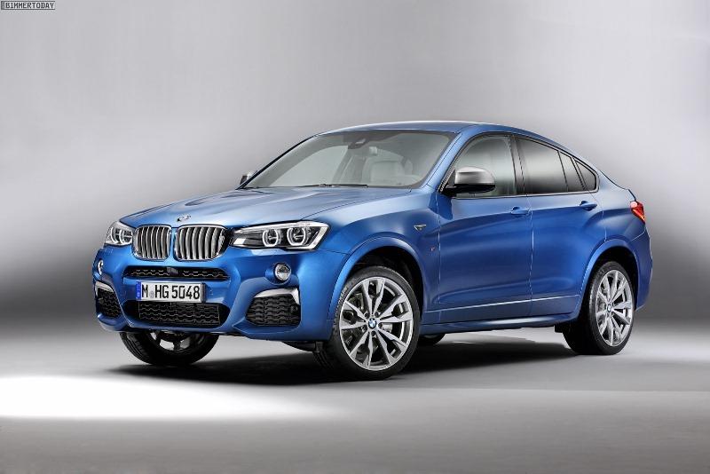 Lộ diện phiên bản hiệu suất cao của BMW X4