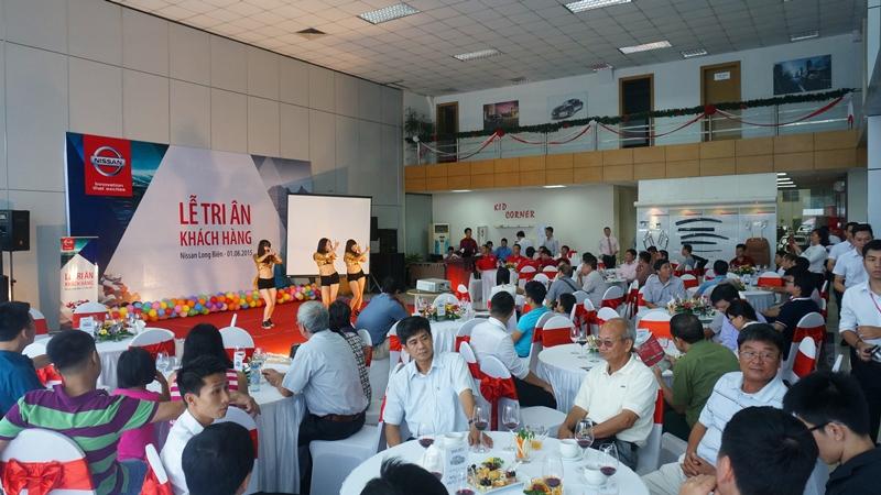 Nissan Việt Nam tổ chức sự kiện tri ân khách hàng trên toàn quốc