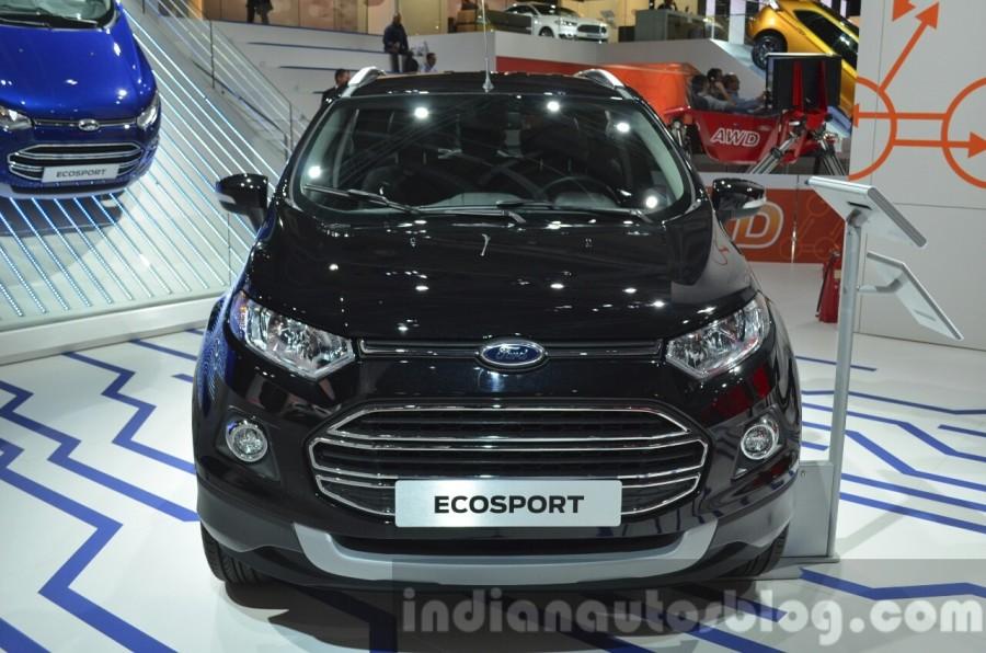 Ford EcoSport 2016 đã sẵn sàng để bán ra