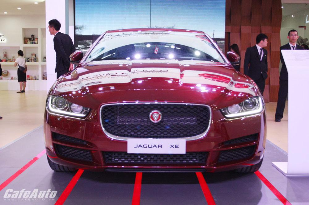 """XE """"quân bài chiến lược"""" mới của Jaguar Land Rover Việt Nam"""