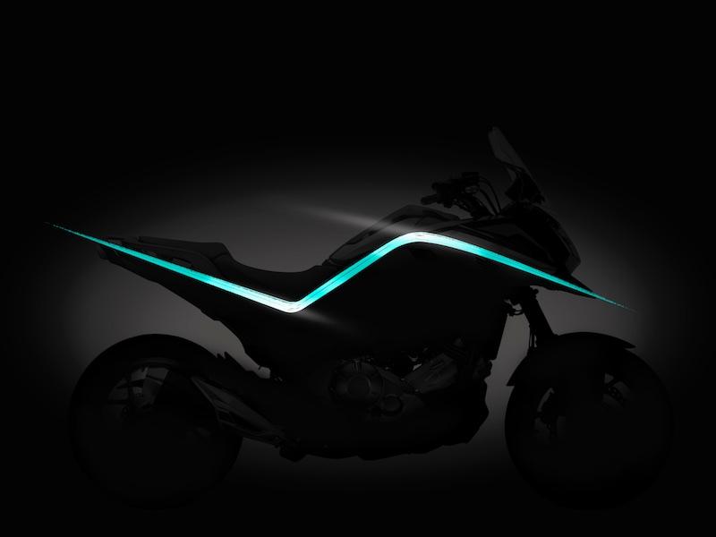 Honda tiết lộ hình ảnh NC750X và 400X trước khi ra mắt