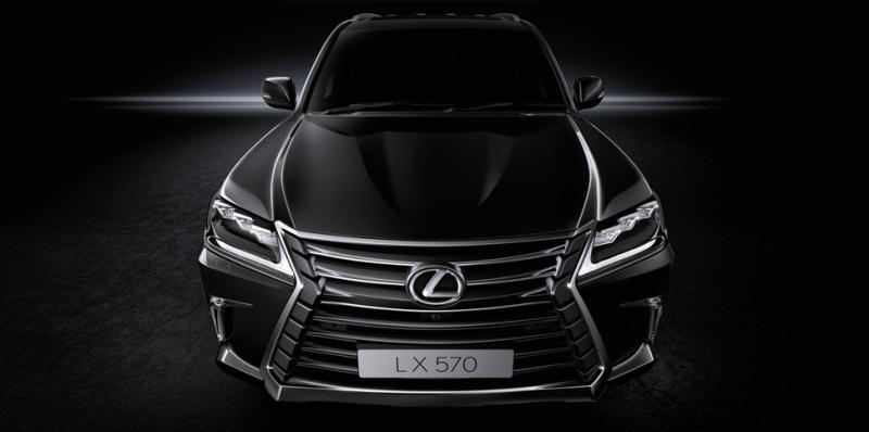 Lexus LX570 2016 chốt giá trước khi ra mắt tại Việt Nam