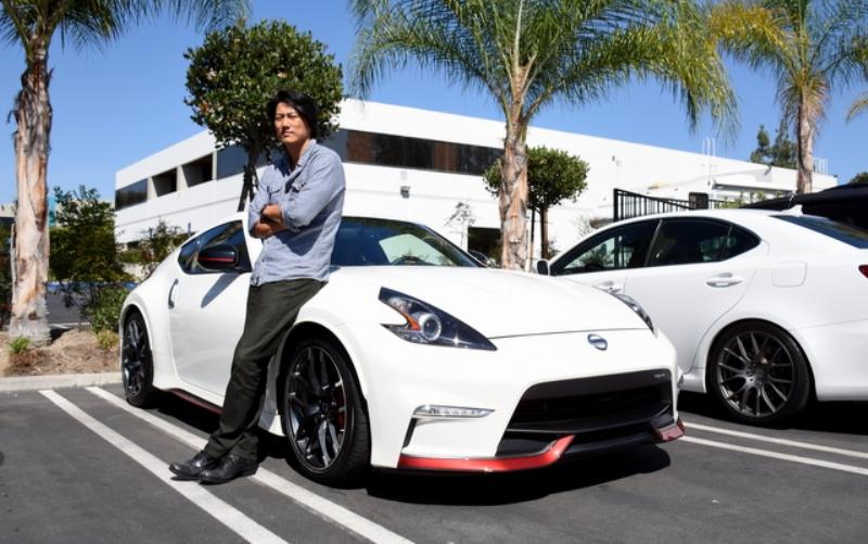 """Diễn viên phim Fast & Furious mê """"độ"""" Nissan 240Z"""