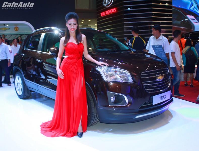 GM Việt Nam bất ngờ trình làng đối thủ của Ford EcoSport