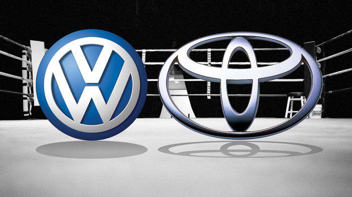 Toyota sẽ trở lại vị trí số 1 thế giới về doanh số bán xe