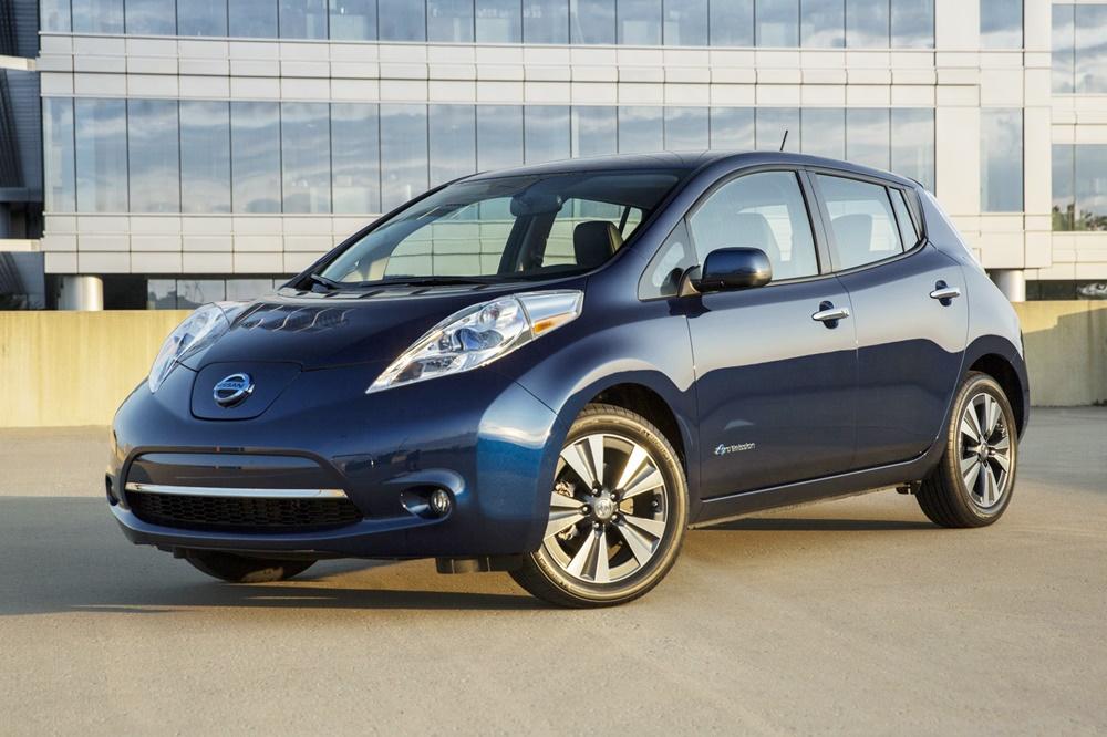 Nissan Leaf 2016 có giá bán công bố từ 29.010 USD