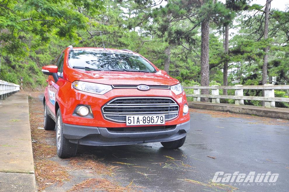 Ford Việt Nam bán ra 2.139 xe trong tháng 10