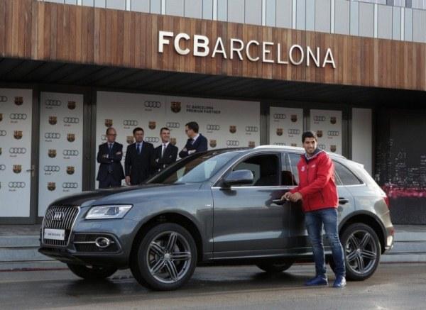 "Soi dàn xe của cặp ""song sát"" Neymar & Luis Suarez"