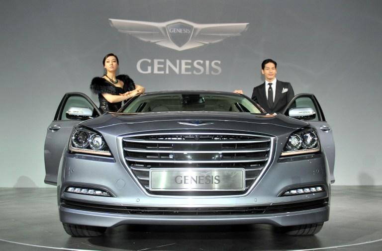 """Thương hiệu Genesis – """"Bình mới rượu mới"""" của Hyundai Motor"""