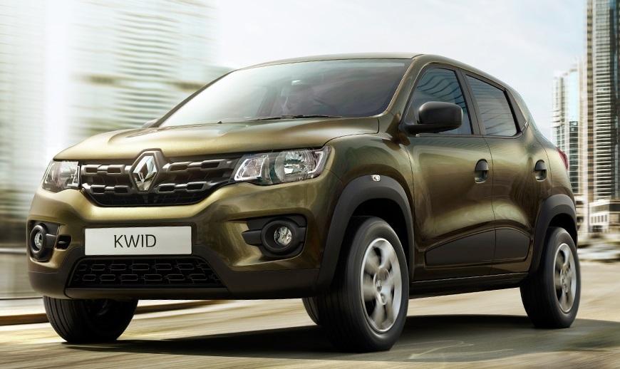 """""""Sốc"""" Renault Kwid giá chỉ gần 90 triệu đồng"""