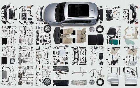 Đề xuất giảm thuế nhập khẩu linh kiện ô tô về 0% từ năm 2016