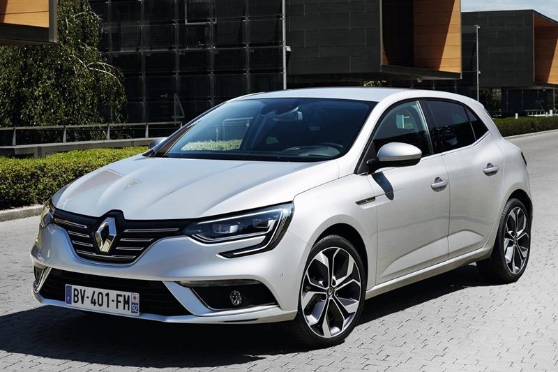 Hình ảnh chi tiết Renault Megane 2016