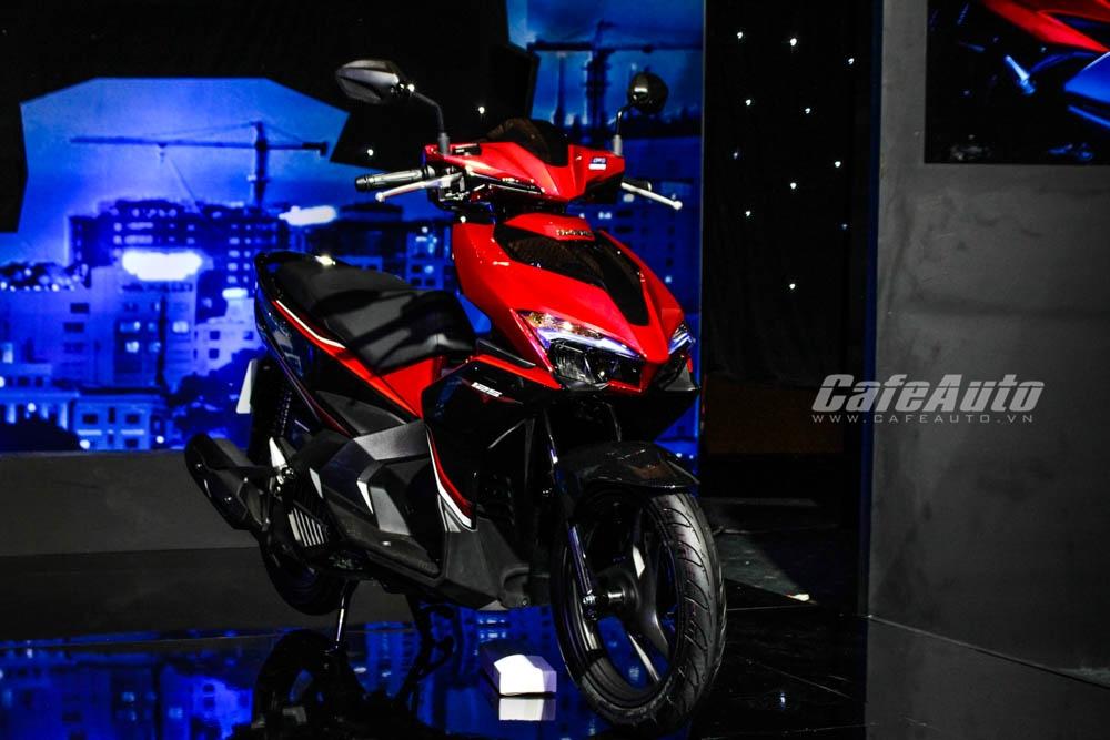 Honda Việt Nam ra mắt Air Blade 125cc hoàn toàn mới – giá từ 38 triệu đồng