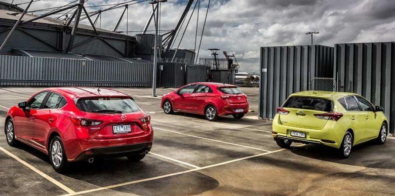 4 mẫu hatchback tầm giá 700 – 800 triệu đồng