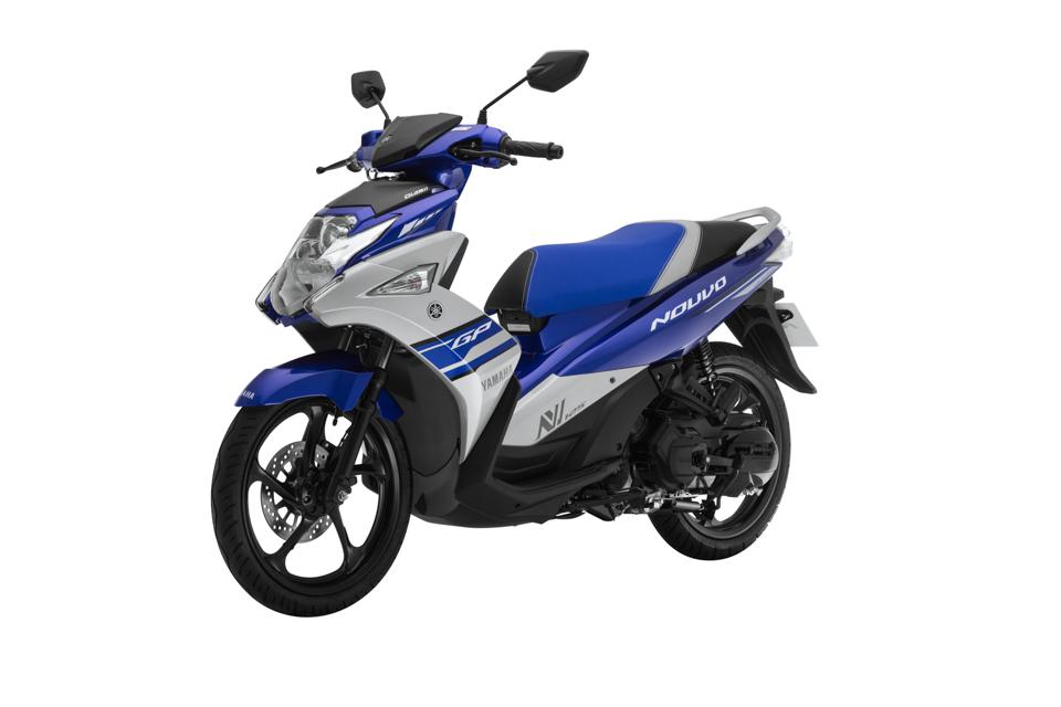 Đua với Honda, Yamaha Việt Nam tung ra Nouvo Fi  tem mới