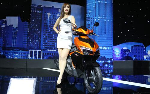 Triển lãm xe máy đầu tiên tại Việt Nam diễn ra vào tháng 4/2016