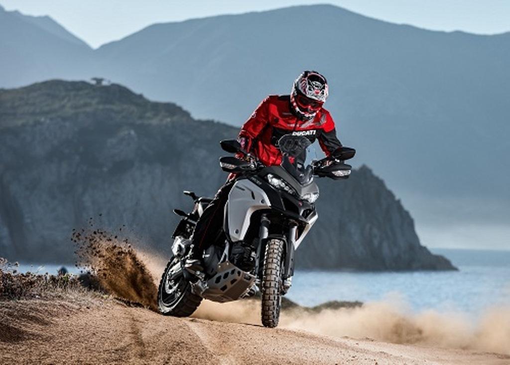 """""""Siêu motor"""" đường trường Ducati Multistrada 1200 2016 sắp ra mắt tại Việt Nam"""