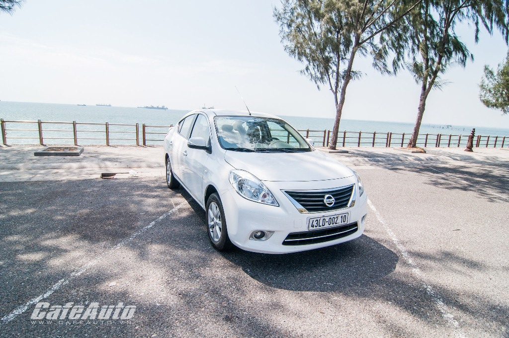 10 lý do nên mua Nissan Sunny