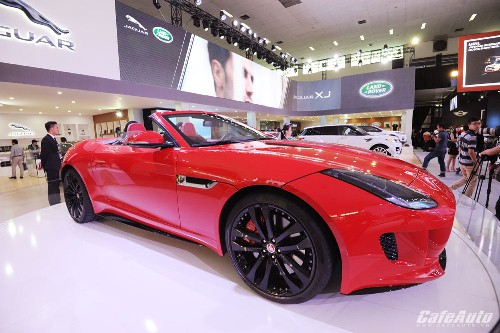 Jaguar Land Rover xây dựng nhà máy 1,5 tỷ USD tại Đông Âu