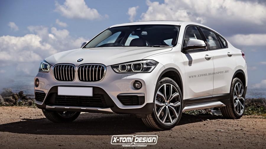 5 điều cần biết về BMW X2