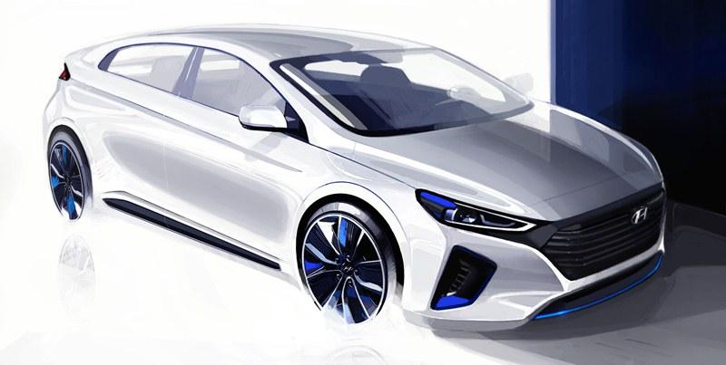 """Hyundai bắt đầu nhận đơn đặt hàng xe """"3 trong 1"""" Ioniq"""
