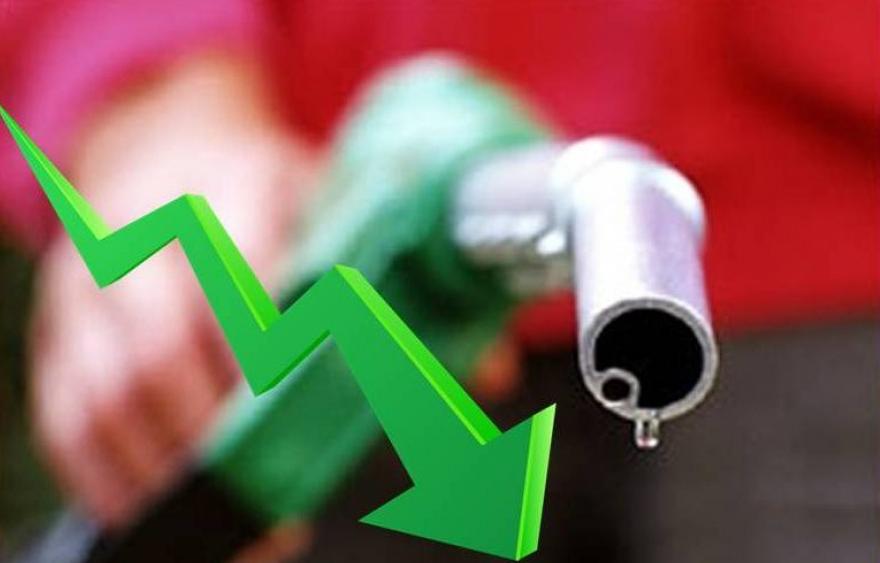 Từ 15 giờ, xăng giảm giá 373 đồng/lít