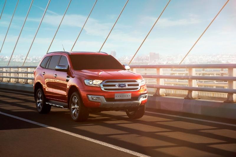 Ford bán hơn 20 nghìn xe tại Việt Nam trong năm 2015