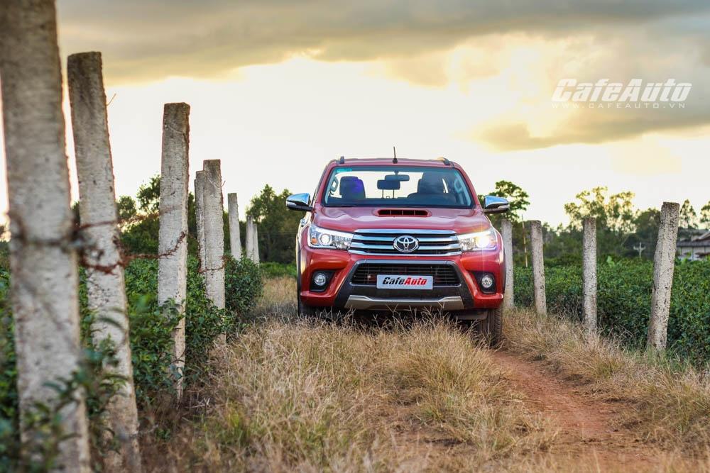 Toyota Việt Nam đạt mức tăng trưởng kỷ lục trong năm 2015