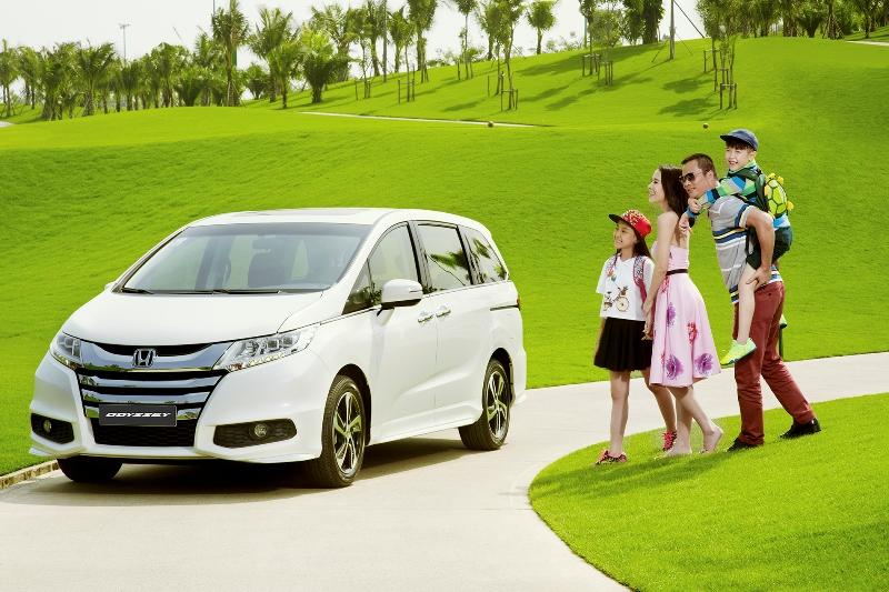2015 – Năm thành công rực rỡ của Honda ô tô Việt Nam