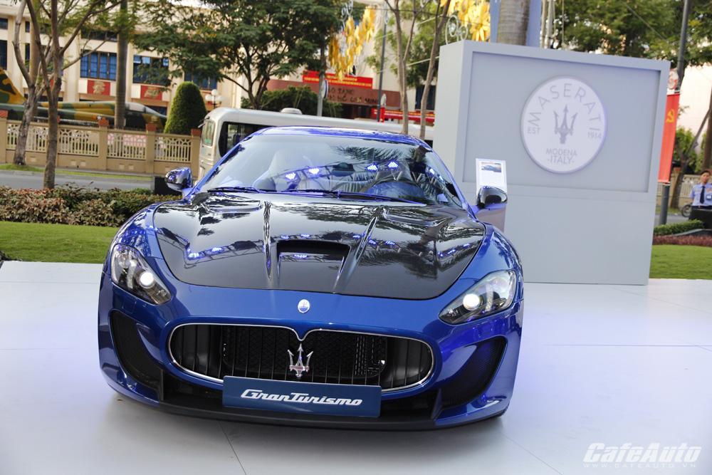Giá bán các dòng xe Maserati phân phối chính hãng tại Việt Nam