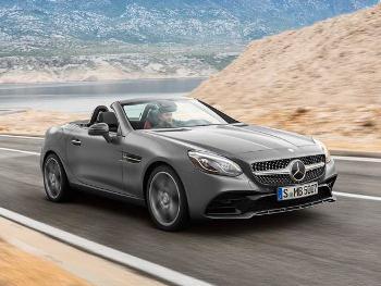 Mercedes-Benz công bố giá bán SLC thế hệ mới nhất