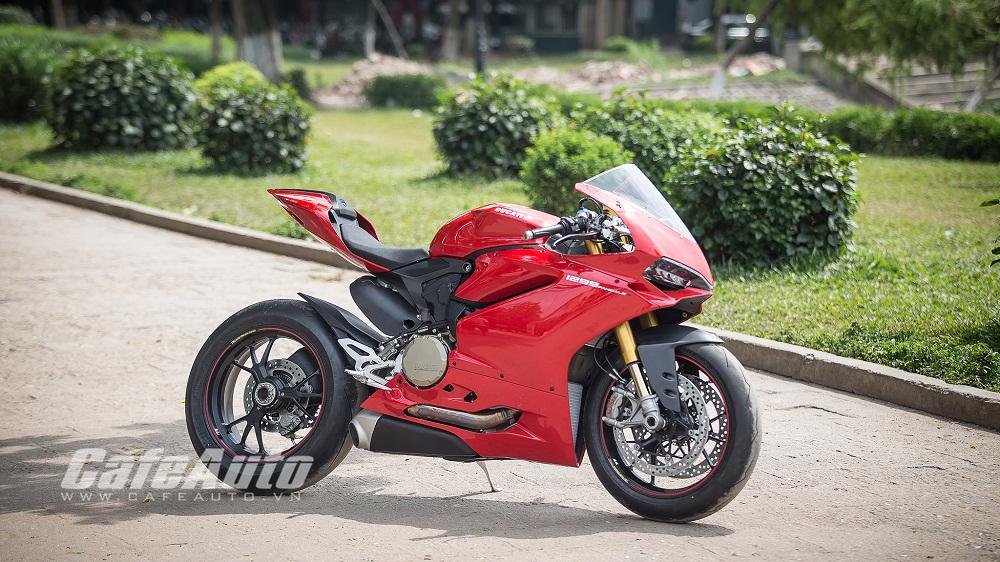 Điểm mặt những mẫu sportbike đáng chú ý của Ducati tại Việt Nam